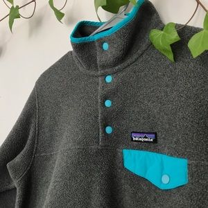 New Women's Patagonia Synchilla size S